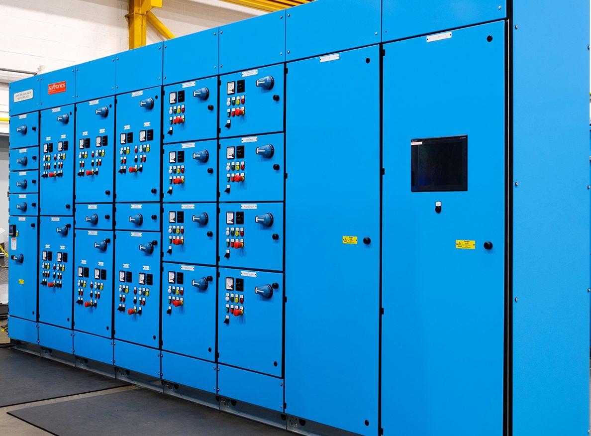 Saftronics Motor Control Centres